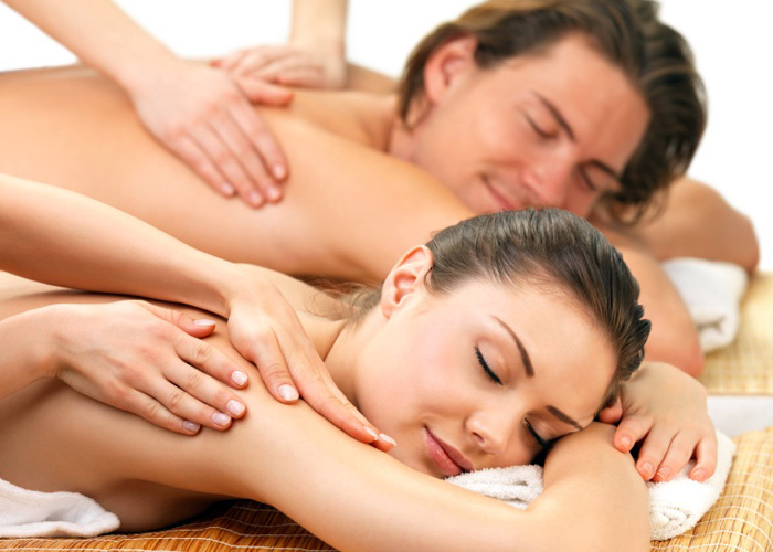 Post image for A Couples Massage! Our Most Popular Treatment